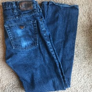 Armani Jeans Classic Wash Denim Jeans EU 30
